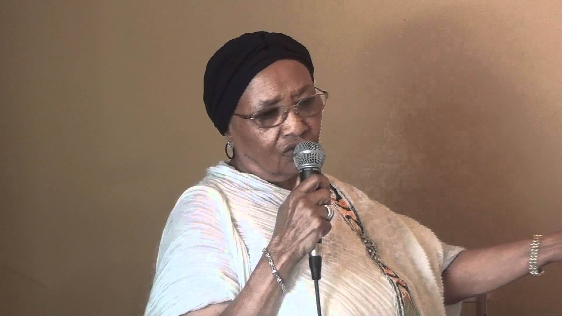Abebech Gobena - The Most Influential Women In Ethiopia