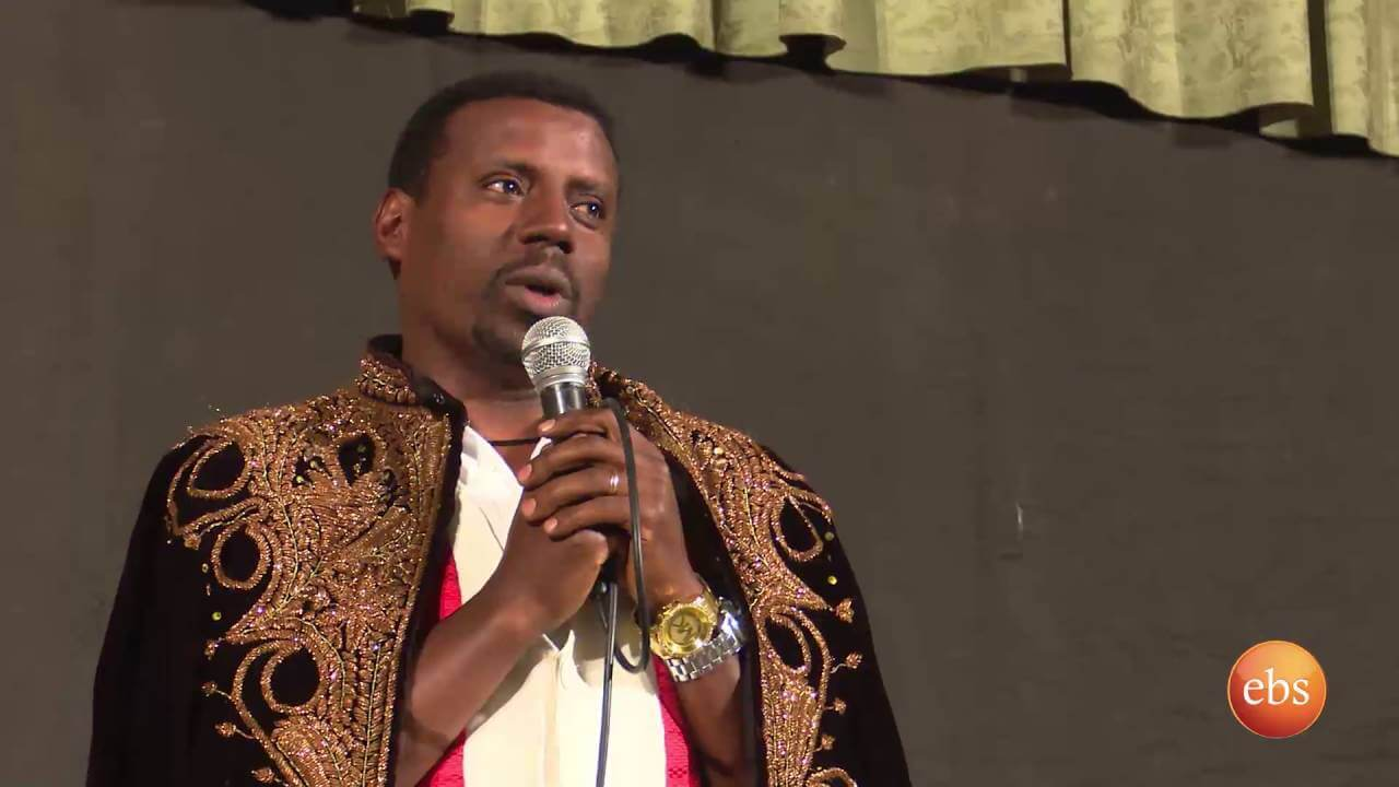 Alemayehu Tadesse1 1 - The Greatest Ethiopian Actor of all time