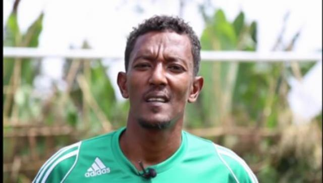 Ashenafi Girma - The Best Ethiopian  Football Players of All Time
