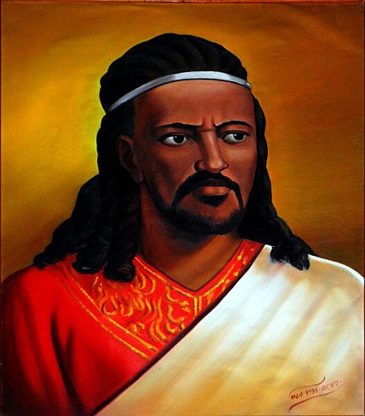 Atse Tewodros1 - The Most Influential Man