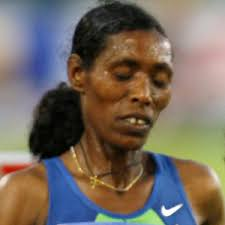 Berhane Adere 1 - The Best Female Athlete of All Time