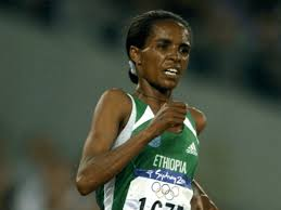 Derartu Tulu - The Best Female Athlete of All Time