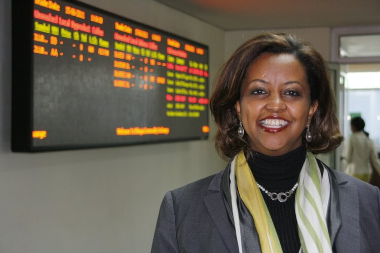 Eleni Gmedin - The Most Influential Women In Ethiopia