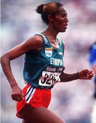 Fathuma Roba - The Best Female Athlete of All Time