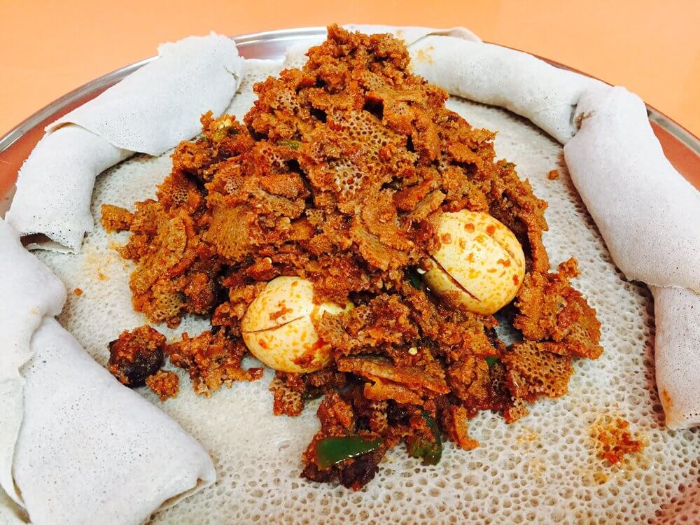 FirFir - The Best Ethiopian Traditional Food of All Time