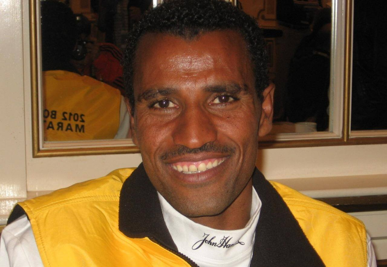 Gebregziabher - The Best Ethiopian Male Athlete of All Time