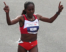 Gete Wami - The Best Female Athlete of All Time