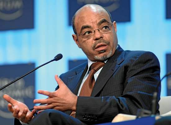 Meles Zenawi - The Most Influential Man