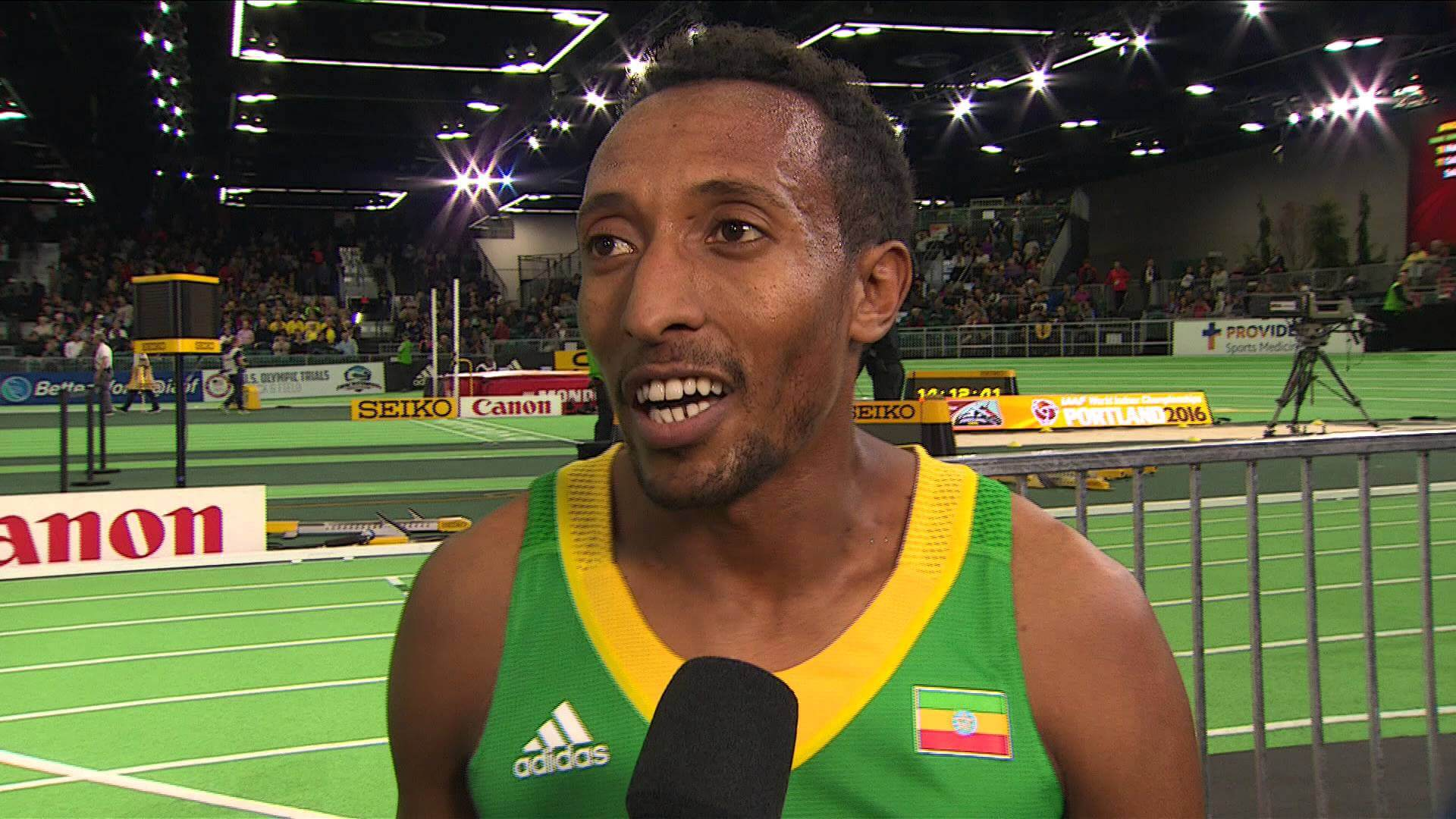 Mohamed Aman - The Best Ethiopian Male Athlete of All Time
