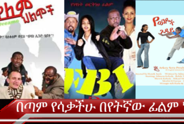 Movie 370x250 - The Funniest Ethiopian Movie of All Time