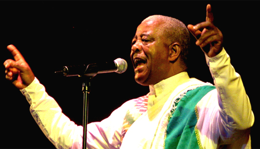 The best ethiopan Singer of all time Mahmud Ahmed - Best Ethiopian Singer of All Time