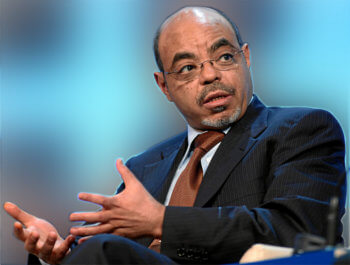 The Best Ethiopian Leader Meles Zenawi - The Best  Leader of All Time