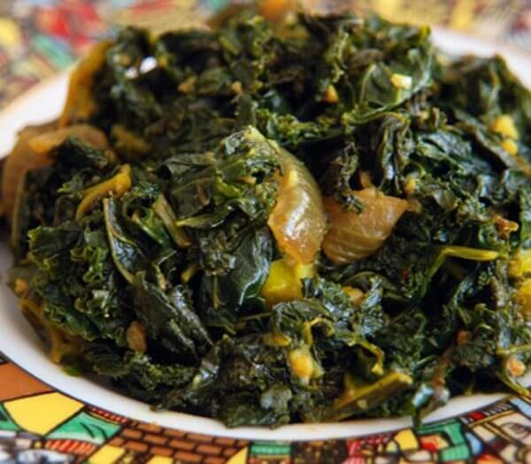 Gomen - The Best Ethiopian Traditional Food of All Time