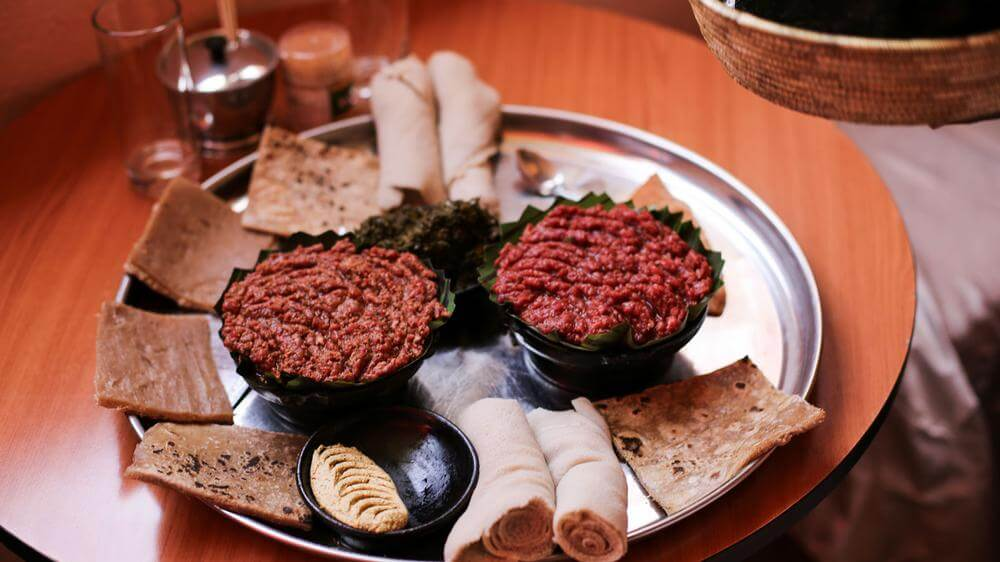 Kitfo - The Best Ethiopian Traditional Food of All Time