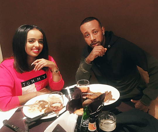 Lij Michale And Addis Alem - The best Ethiopian Celebrities Epiphany Photo