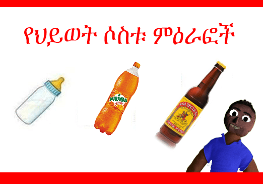 Man life cycle  - Top Ten Ethiopian Jokes that will make your day