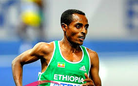 kenenisa - The Best Ethiopian Male Athlete of All Time