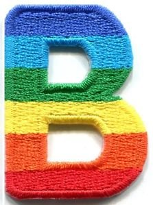 B - Favorite Letter In the English Alphabet