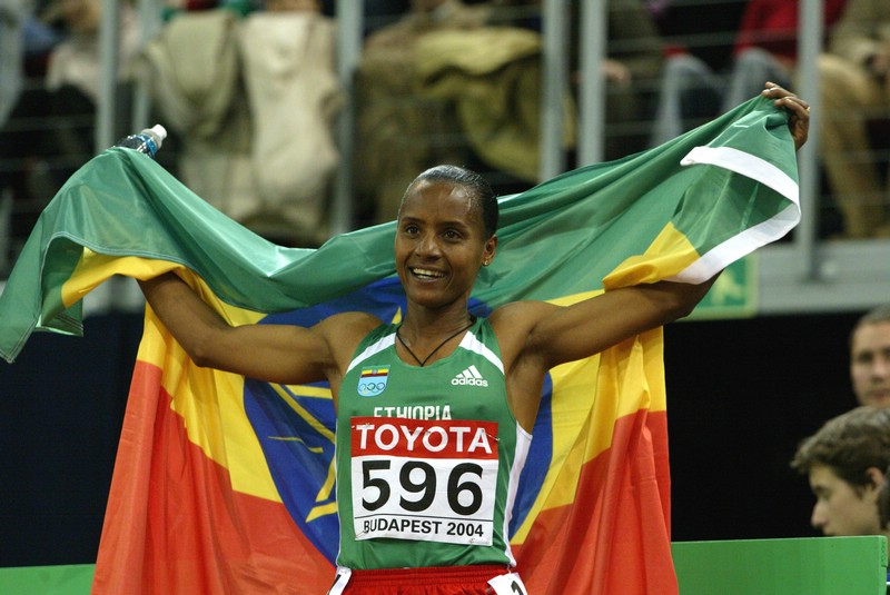 Dulecha Kutre F Worldi04 - The Best Female Athlete of All Time