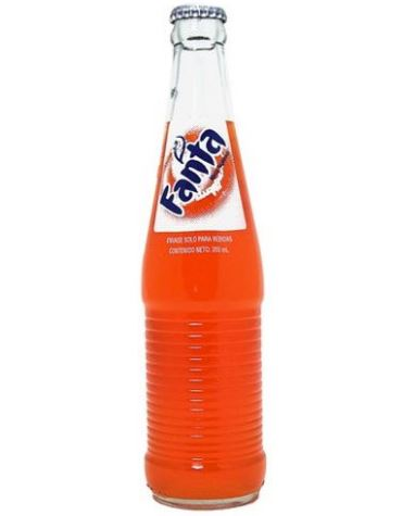 Fanta Orange - The Best Soft Drink Currently in Our Country