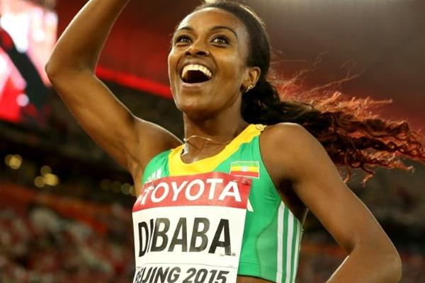 Genzebe Dibaba - The Best Female Athlete of All Time