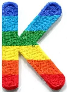K - Favorite Letter In the English Alphabet