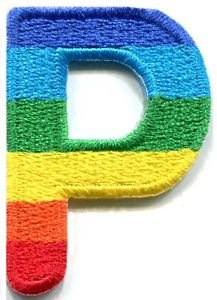 P - Favorite Letter In the English Alphabet