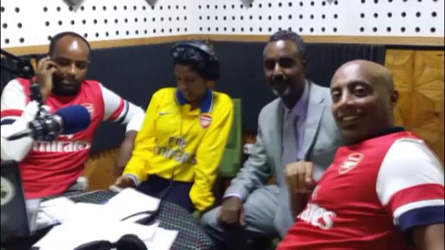 Tadiyas - The Best Radio Show in Ethiopia
