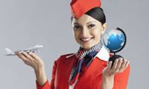 Air Hostesses - The best job for women