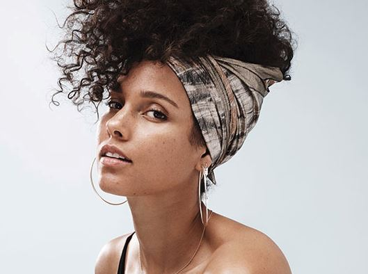Alicia Keys - Female Musician You Want to Have Dinner With