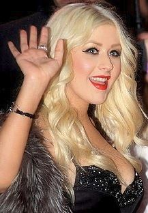 Christina Aguilera - Female Musician You Want to Have Dinner With