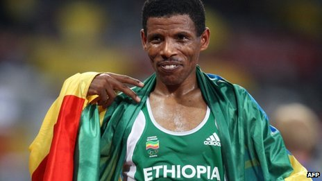 Haile Gebre selassie - Celebrity who would succeed if he/she were in the battle of Adwa