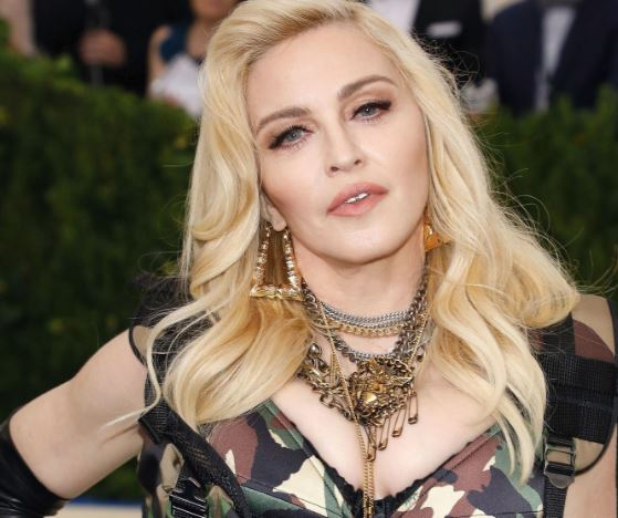 Madonna - Female Musician You Want to Have Dinner With