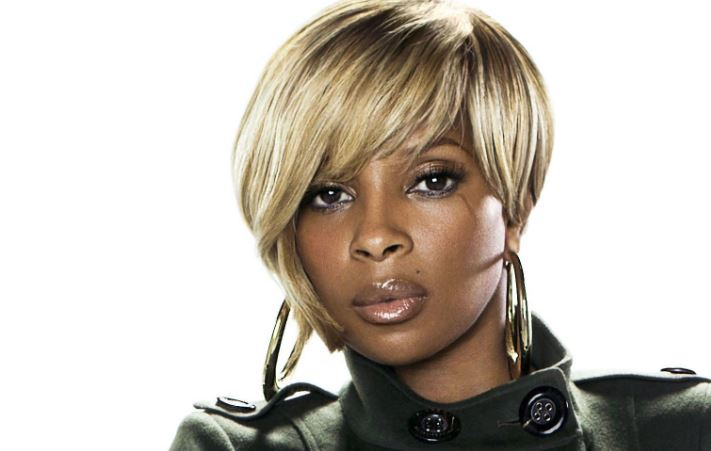 Mary J. Blige - Female Musician You Want to Have Dinner With