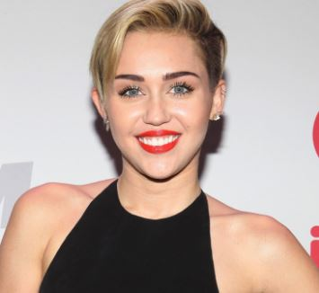 Milley Cyrus - Female Musician You Want to Have Dinner With