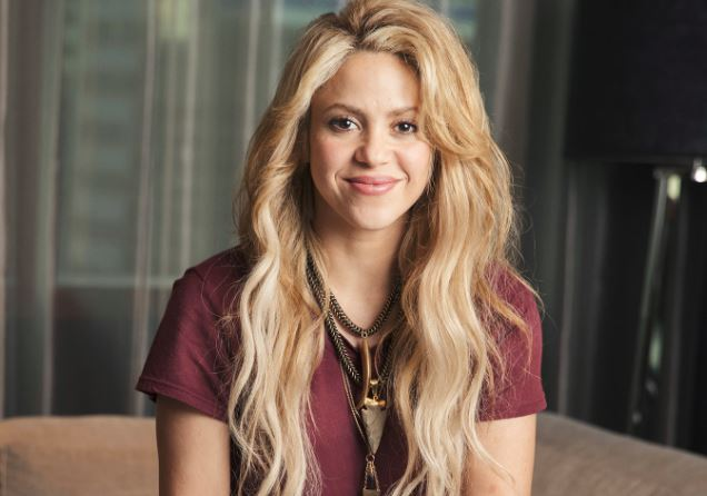 Shakira - Female Musician You Want to Have Dinner With