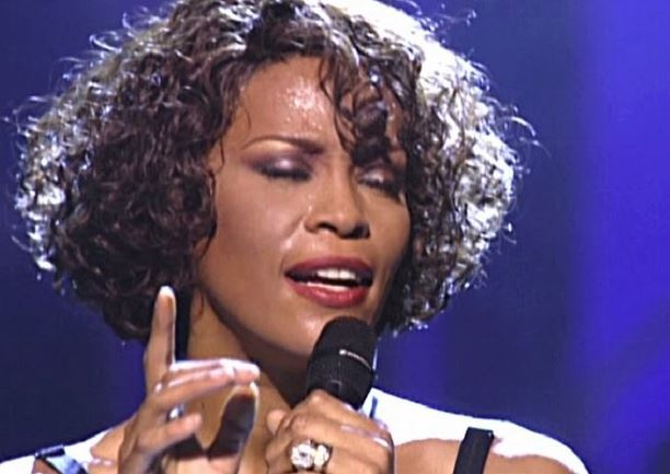 Whitney Houston - Female Musician You Want to Have Dinner With