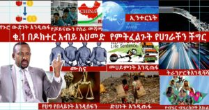the no1 problem to be solved by Abiy Ahemed 300x159 - culture
