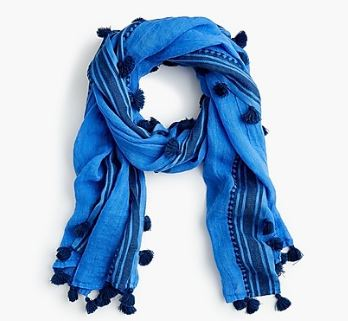 scarf - The best graduation gift for 2010 E.C