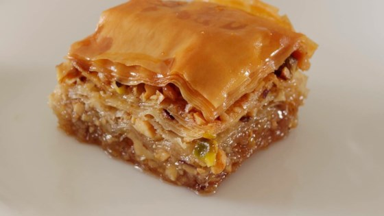 Baklava ባቅላባ - The Best Food for Successful First Date