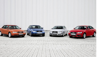 Audi - Ethiopians Favorite Car Brand Today?
