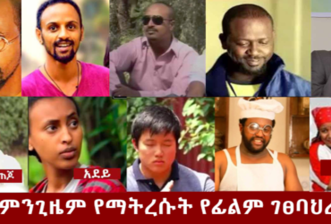 Movie 370x250 - The Most Memorable Ethiopian Movie Character?