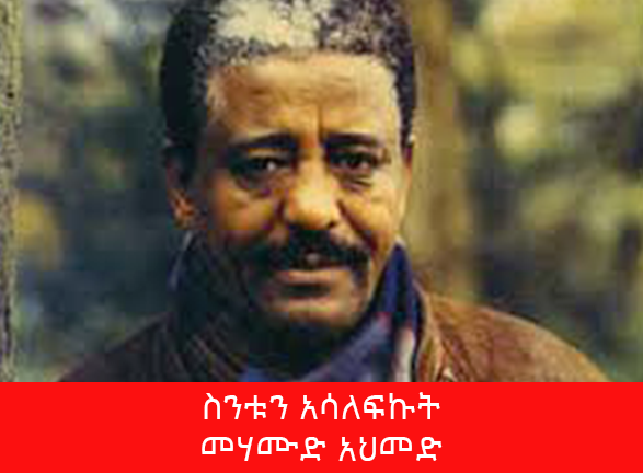 Sintun Asalefkut Mohamud Ahemed - Ethiopian music That makes you cry?