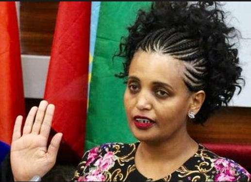 Birtukan Mideksa - The Most Influential Women In Ethiopia