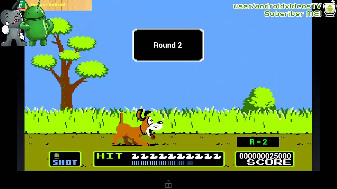 Duck Hunter - The Best TV Game Played By Ethiopians