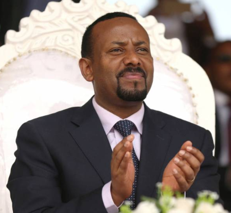 Abiy Ahmed 1 - Ethiopian Leaders movie that you want to see