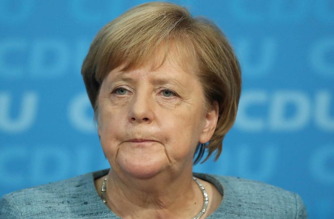 Angela Merkel - Politician You Wish If They Would Be Ethiopian