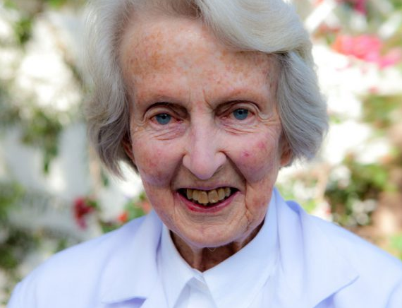 Dr Catherine Hamlin - The Women Who Inspires You in Life