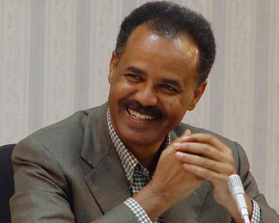 Isaias Afeworki - Politician You Wish If They Would Be Ethiopian