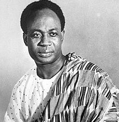 Kwame Nkrumah - Politician You Wish If They Would Be Ethiopian